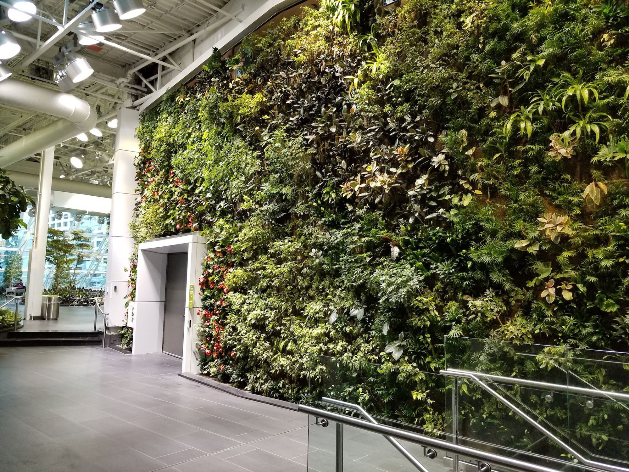 Retail Living Wall Biofilters