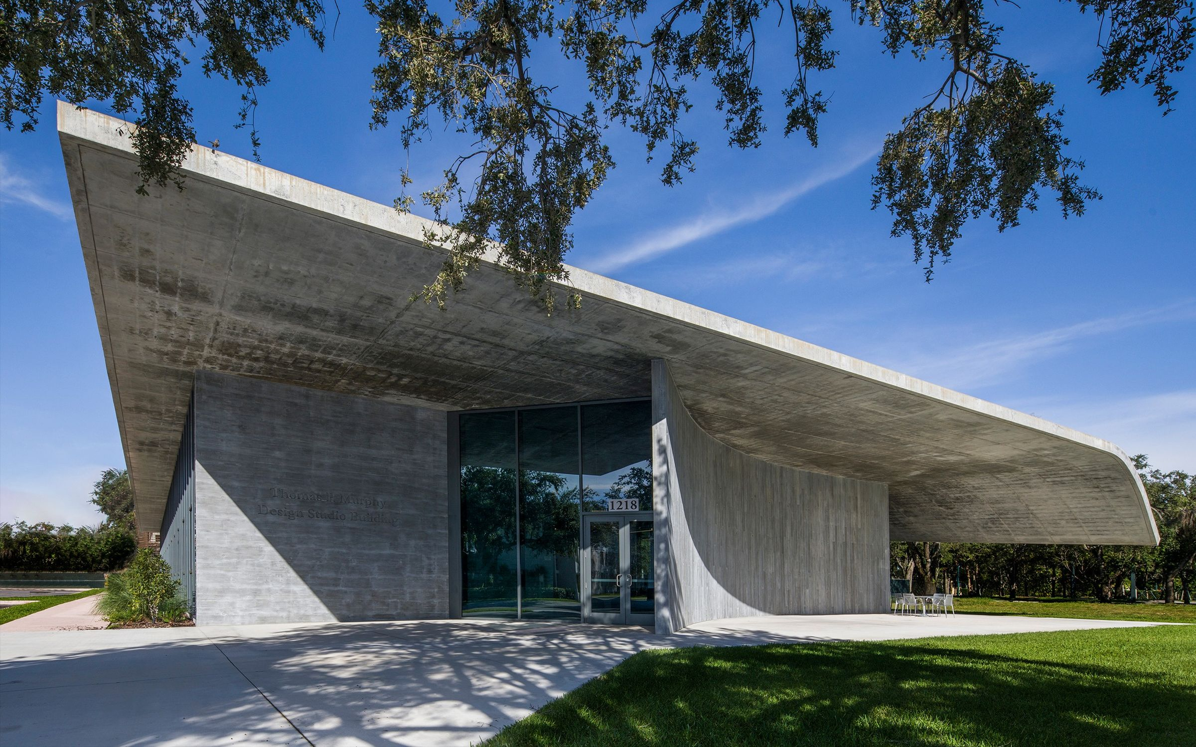 University Of Miami School Of Architecture Arquitectonica Archello
