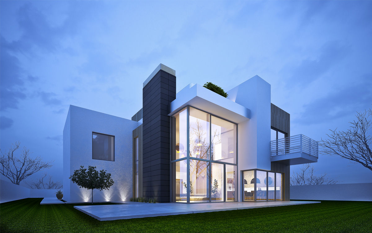 Modern House in Moscow   ARCH 20   Archello