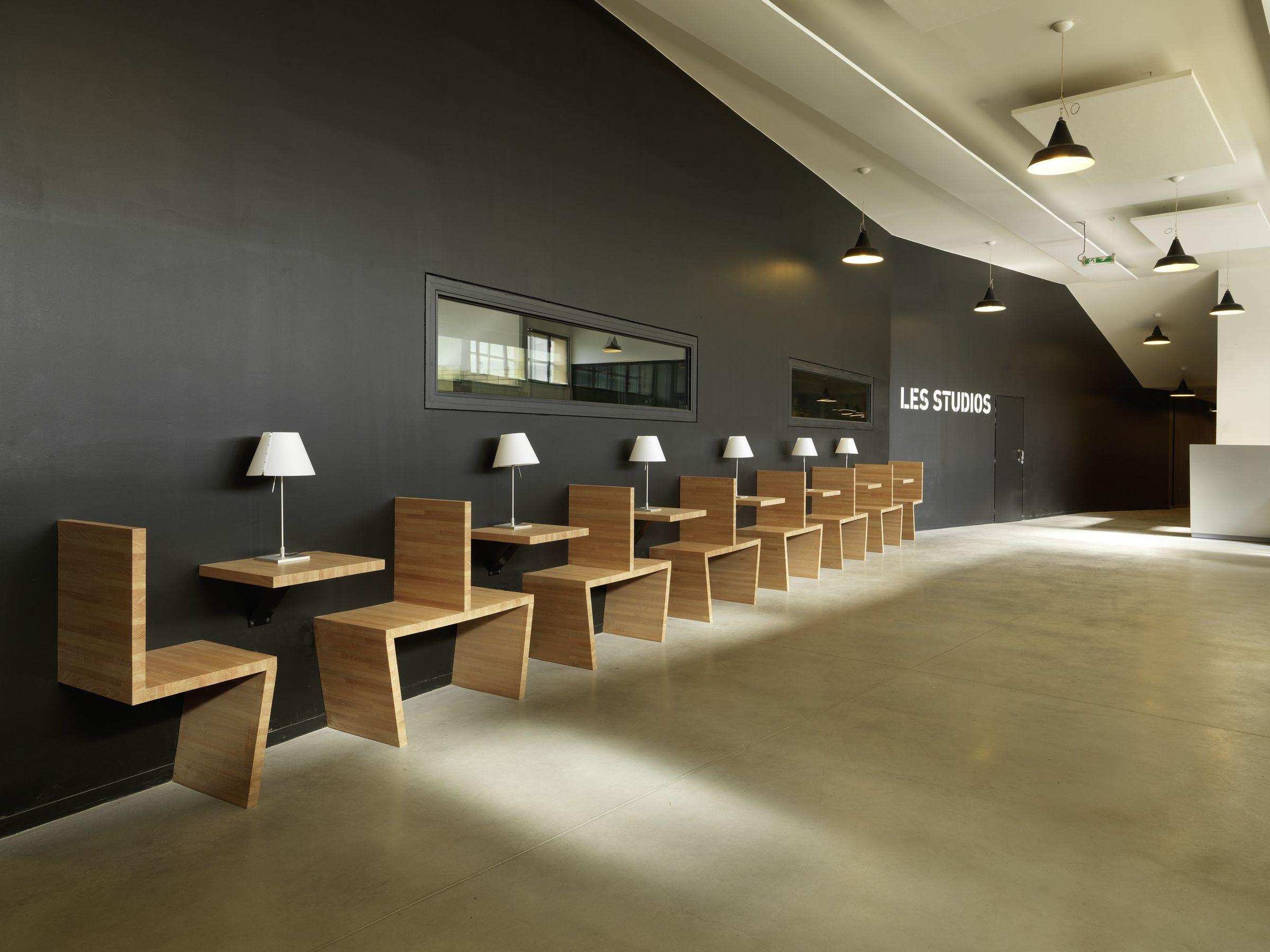 9 9bis La Salle Des Pendus Herault Arnod Architectures Media