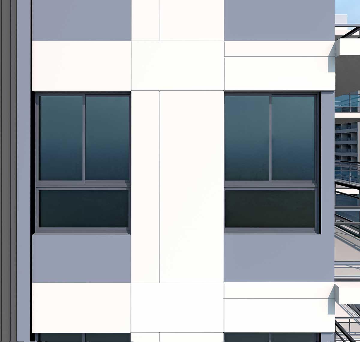 Series 7610/7620 Operating Window Line