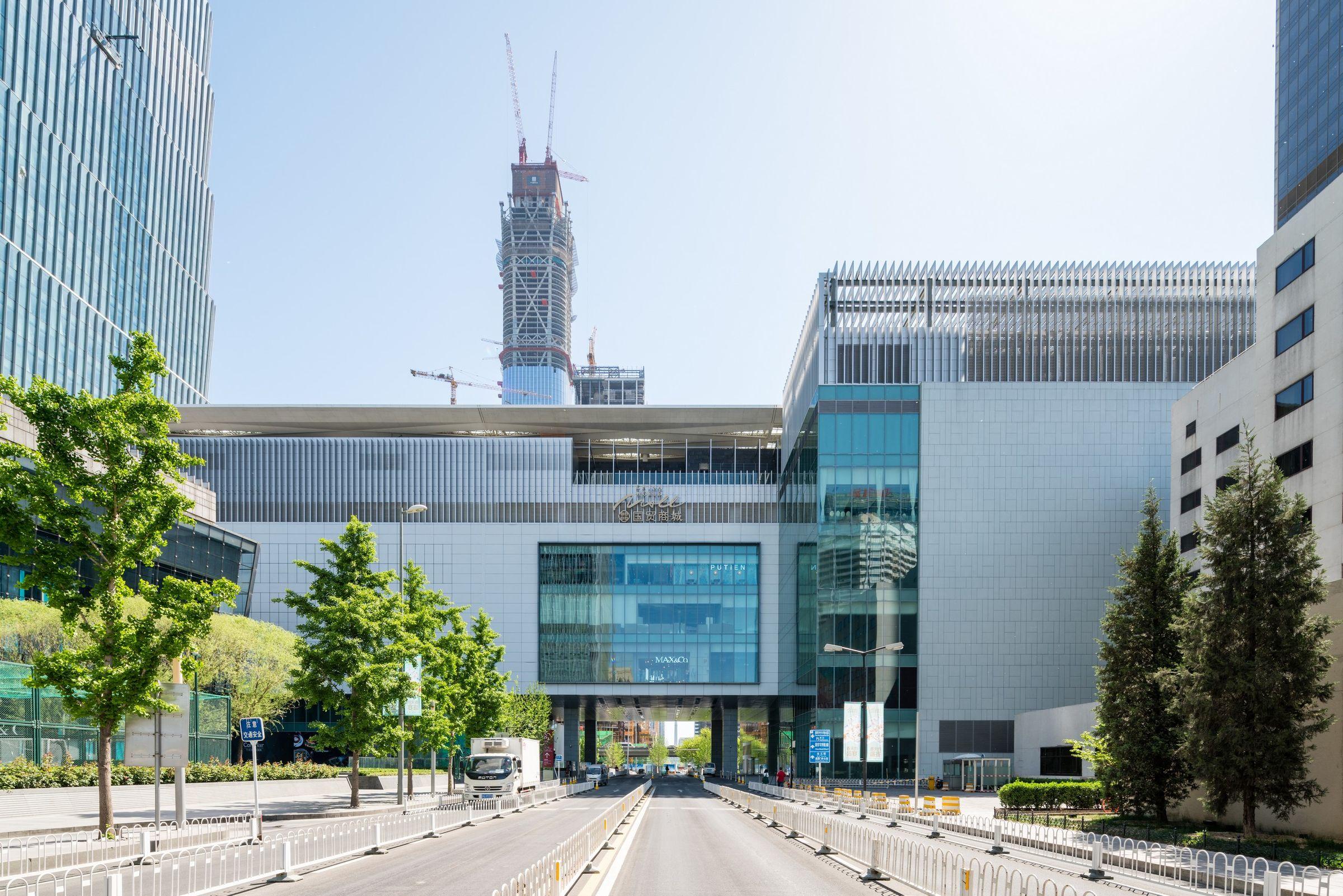 china europe trade center