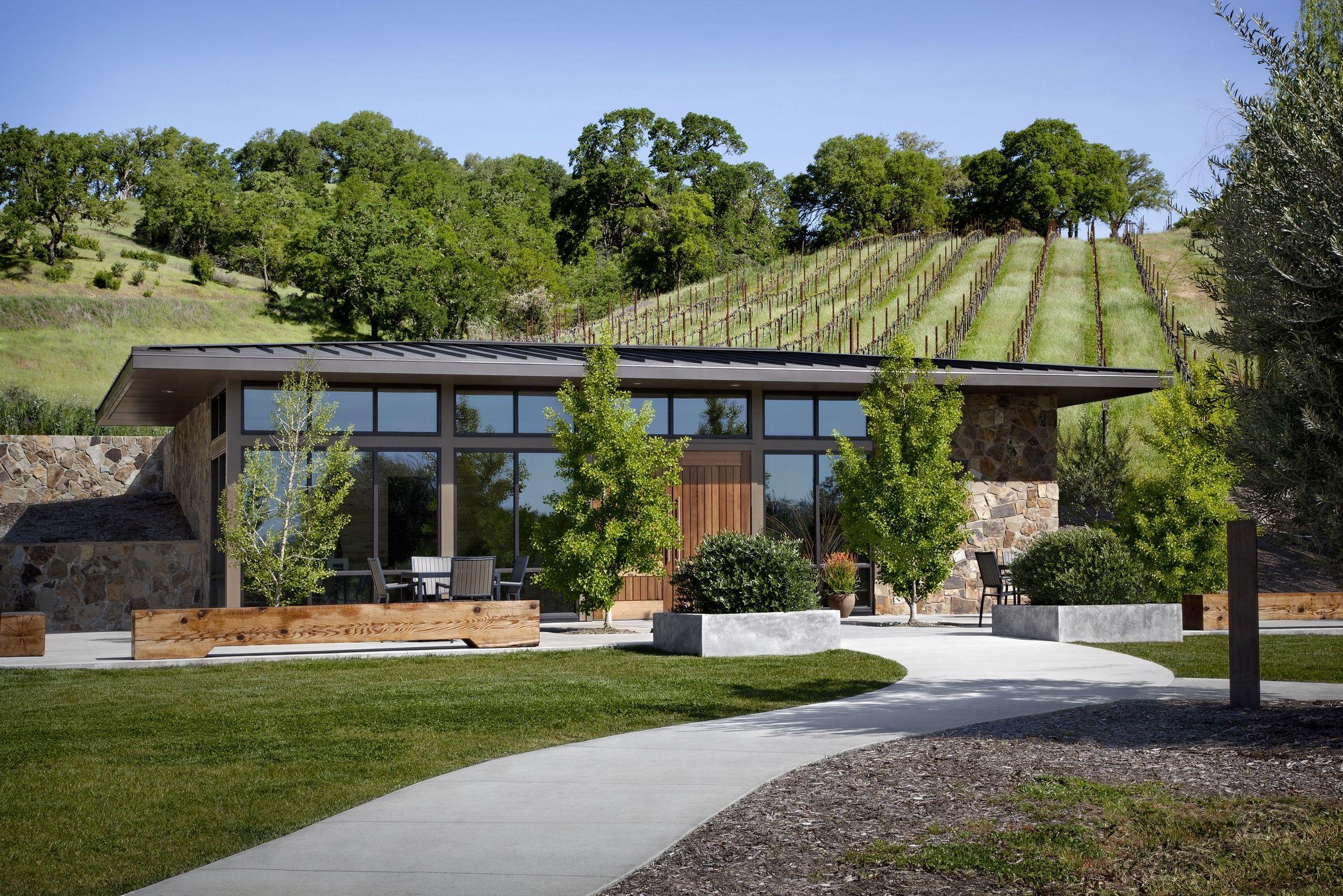 Saracina Vineyards | zumaooh | Archello