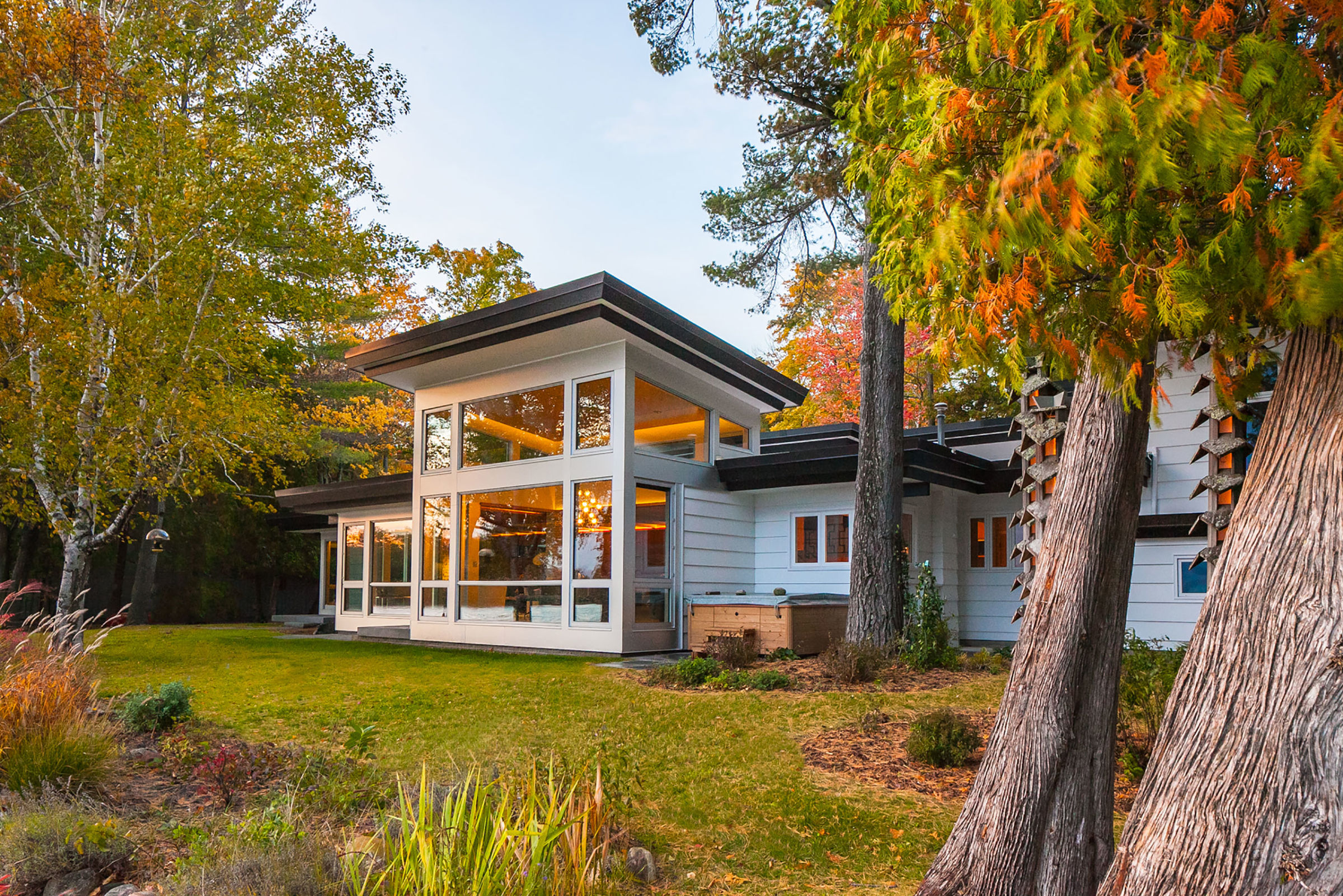 Midcentury Modern Renovation Western Window Systems