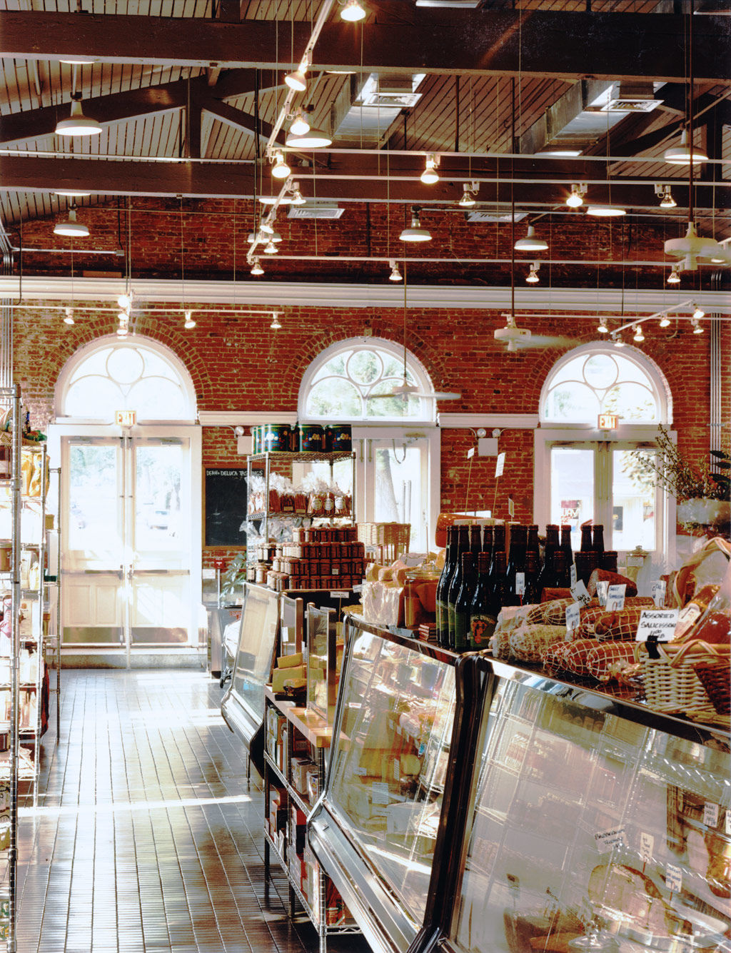Dean & Deluca Markethouse by CORE architecture + design