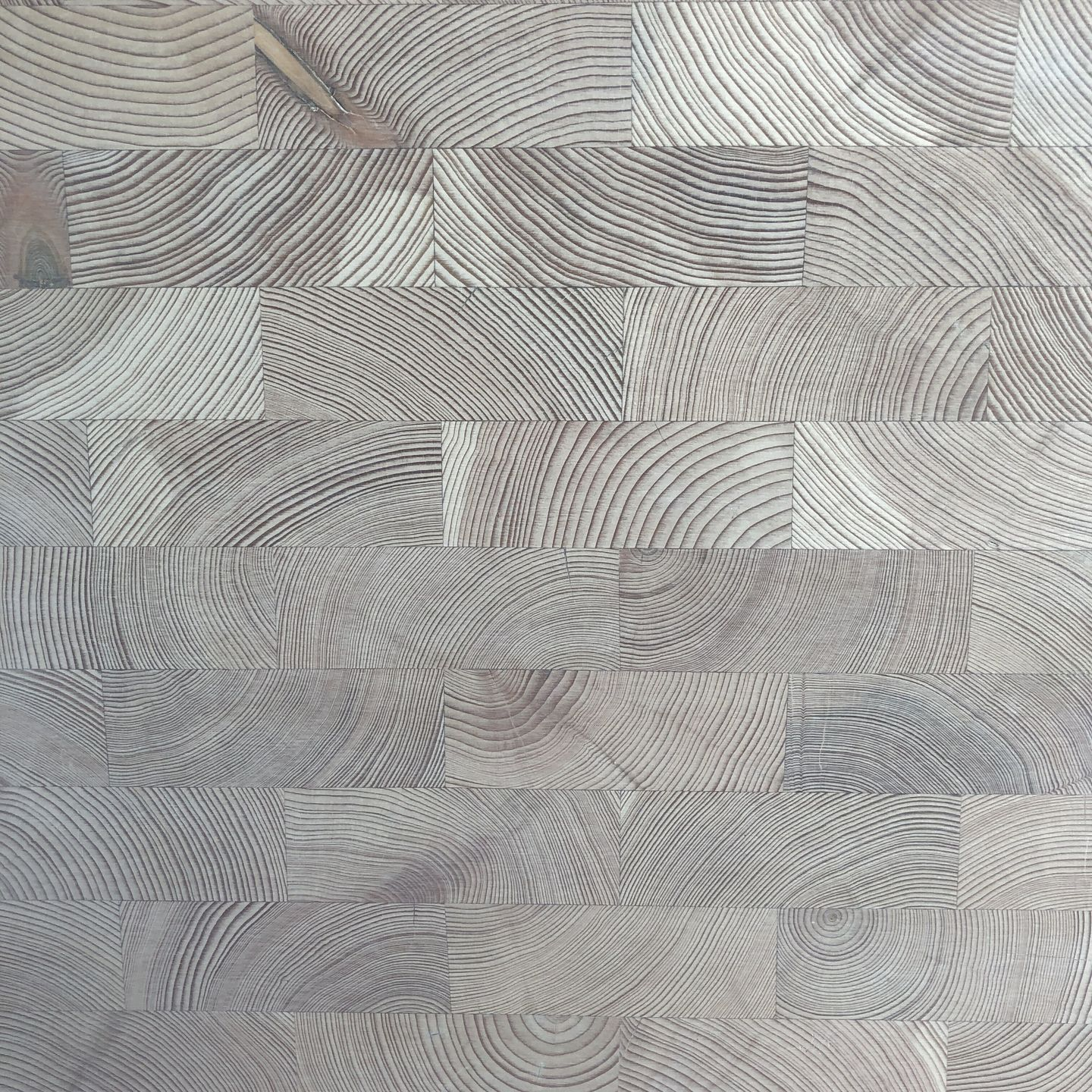End Grain Panels (EGP)