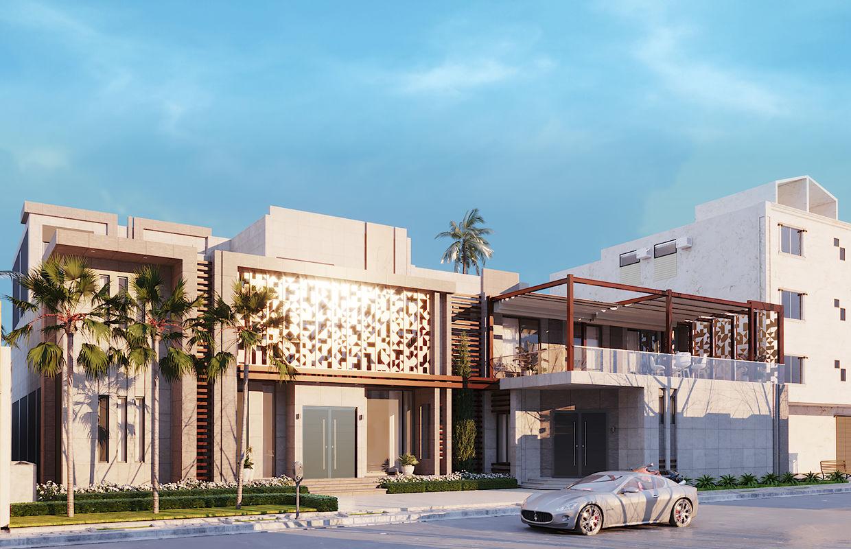 Modern Facade Design | Comelite Architecture Structure and ...