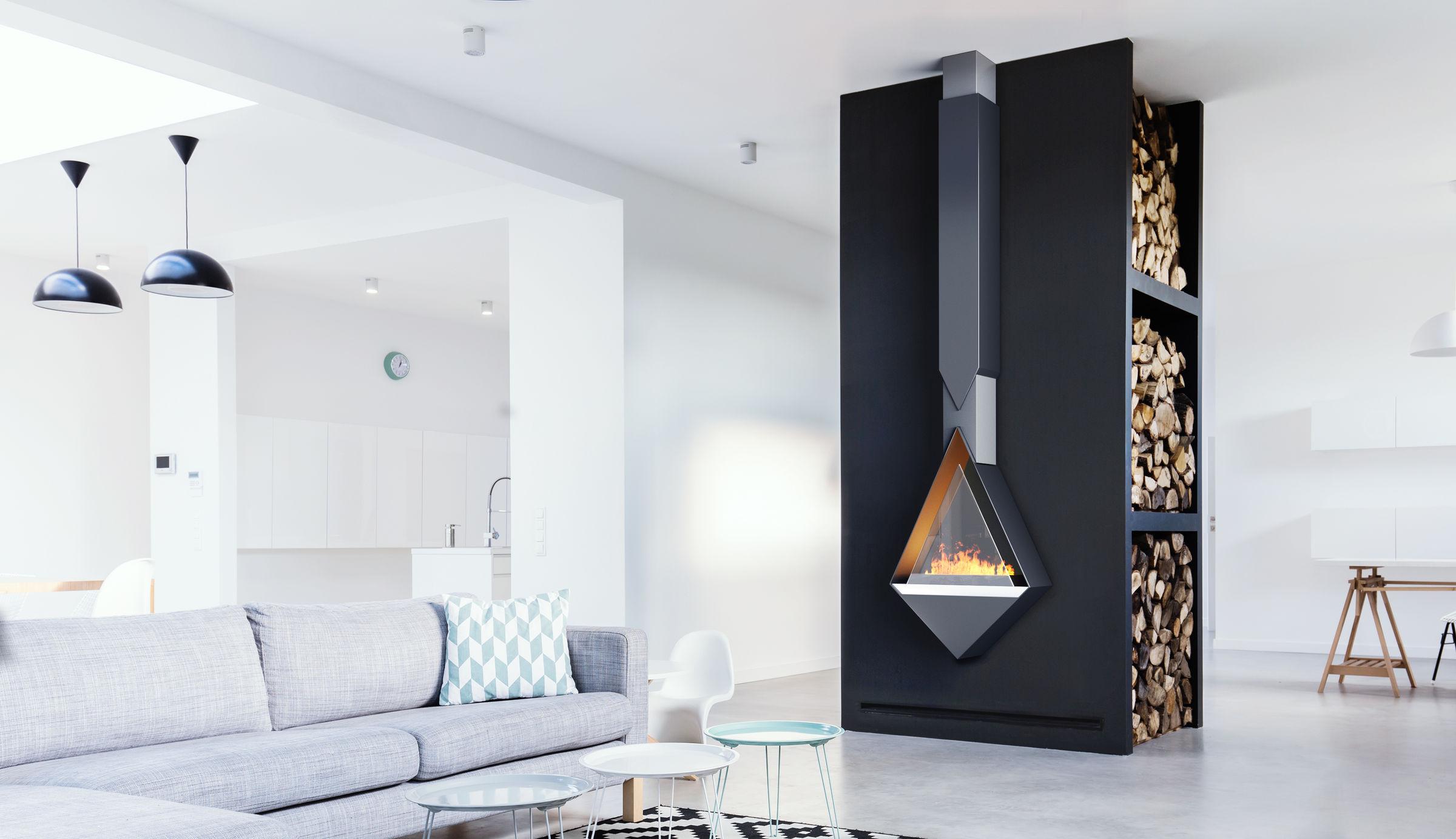 Monroe | Wall-Mount Vapor-Fire Fireplace