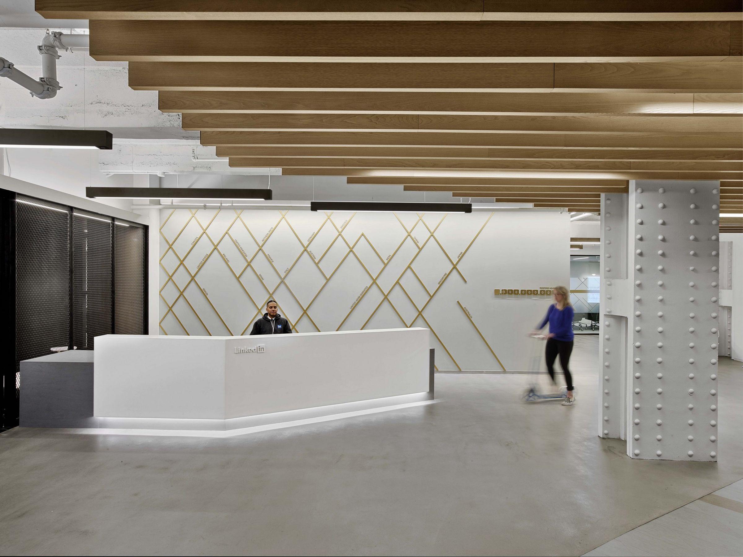 Groovy Linkedin In New York City M Moser Associates Archello Machost Co Dining Chair Design Ideas Machostcouk