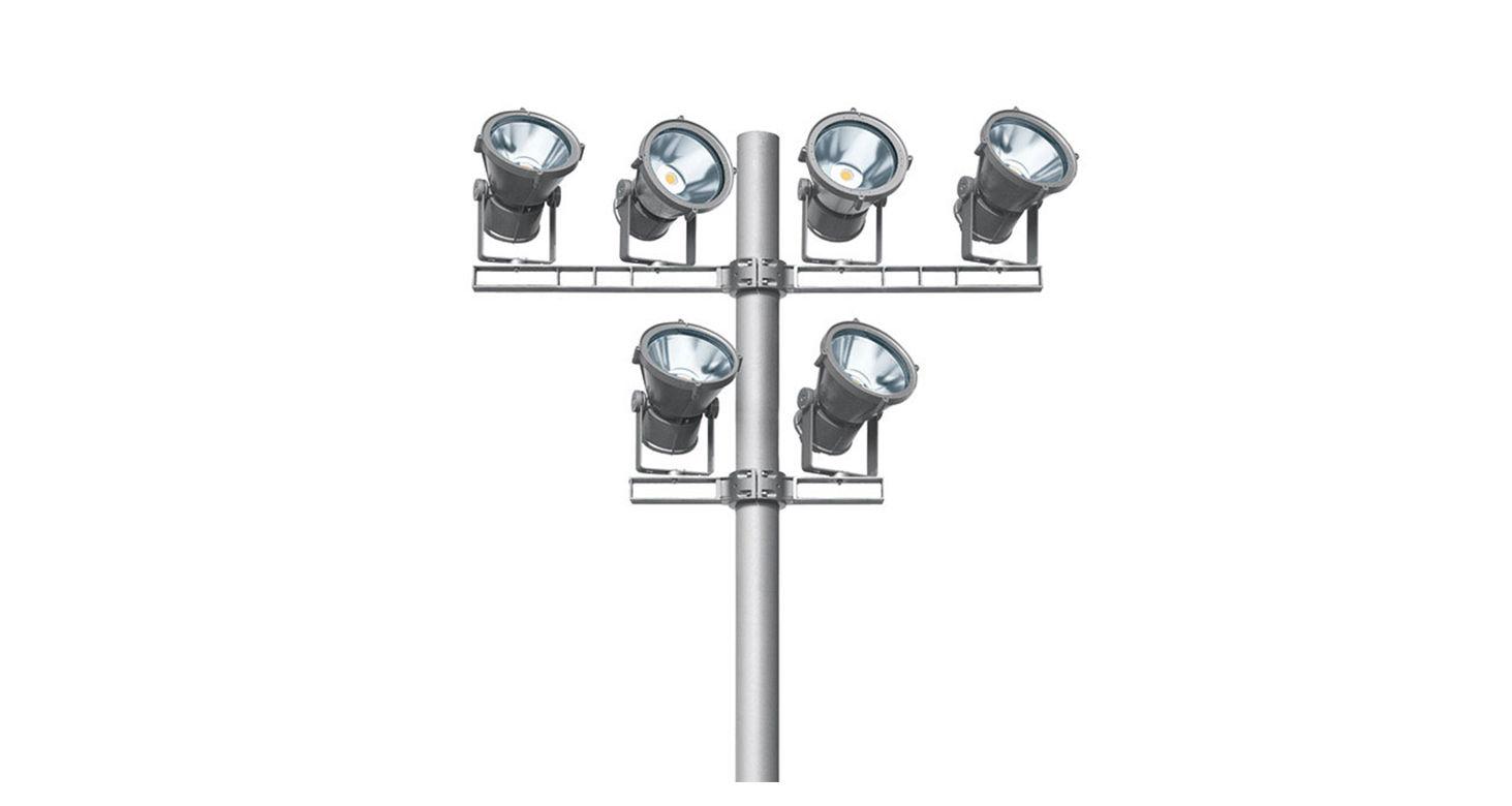 MultiWoody pole mounted