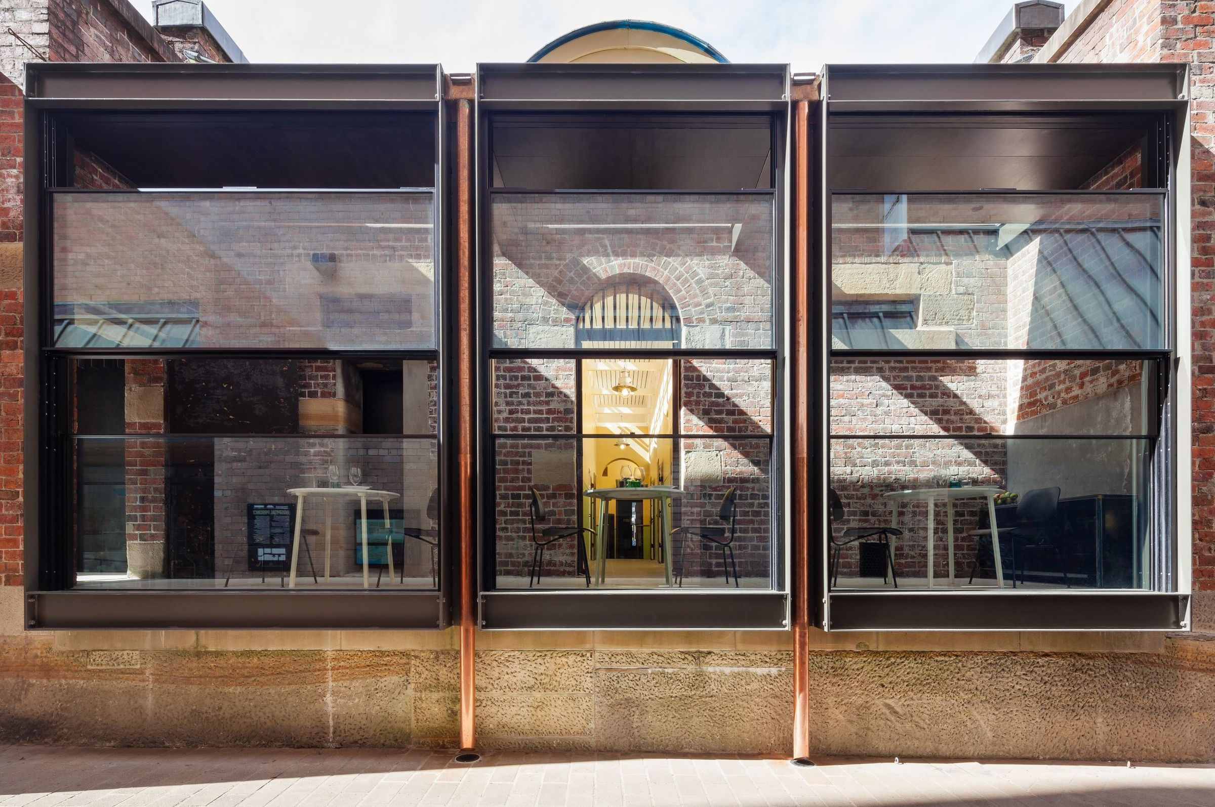 Former Police Station by Welsch + Major Architects -