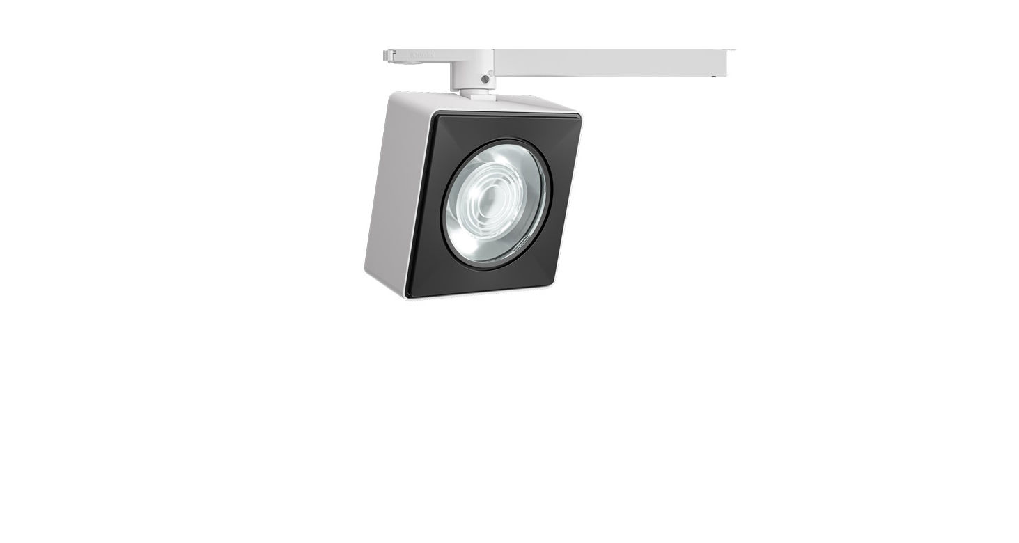 View Opti Beam Lens - square 126x126 mm / 157x157 mm