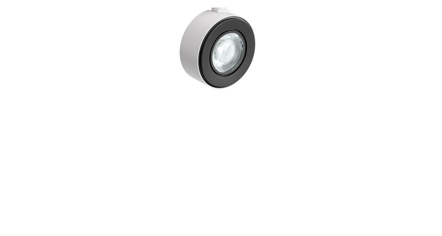 View Opti Beam Lens round Low Voltage track 126x126mm / wall washer round Low Voltage track 126x126mm