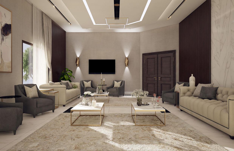 Modern Luxury House Interior Design Comelite Architecture Structure And Interior Design Medias Rendus 3 Archello