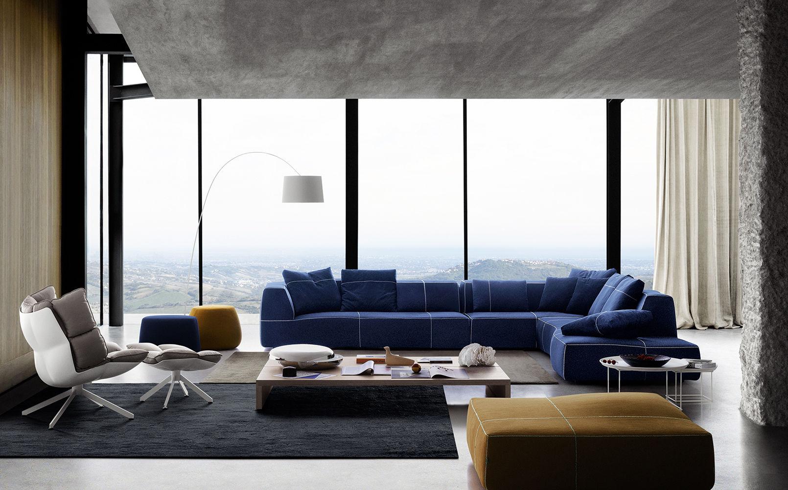 Bend-Sofa