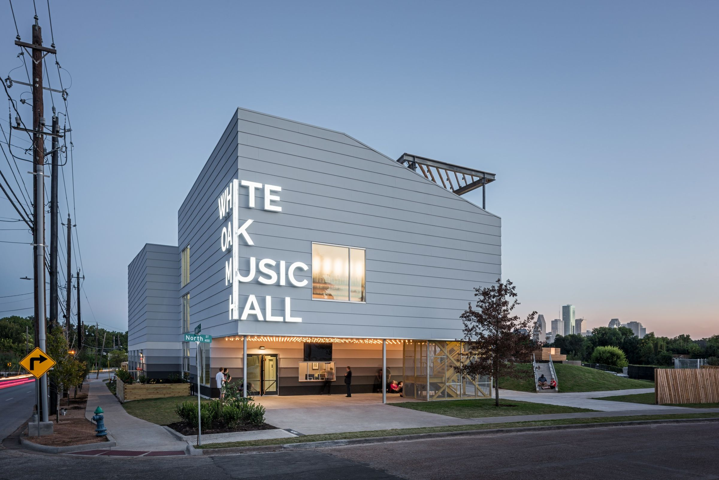 White Oak Music Hall | SCHAUM/SHIEH | Archello