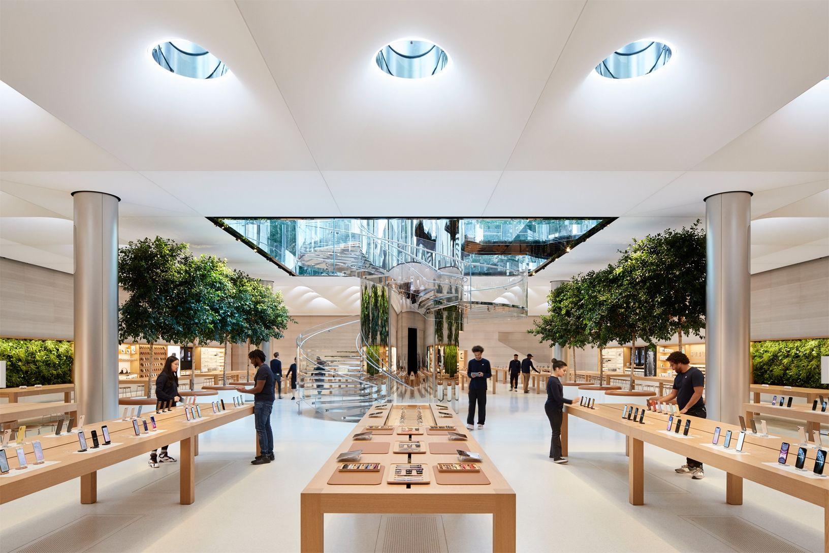 Apple Fifth Avenue | Foster + Partners | Archello