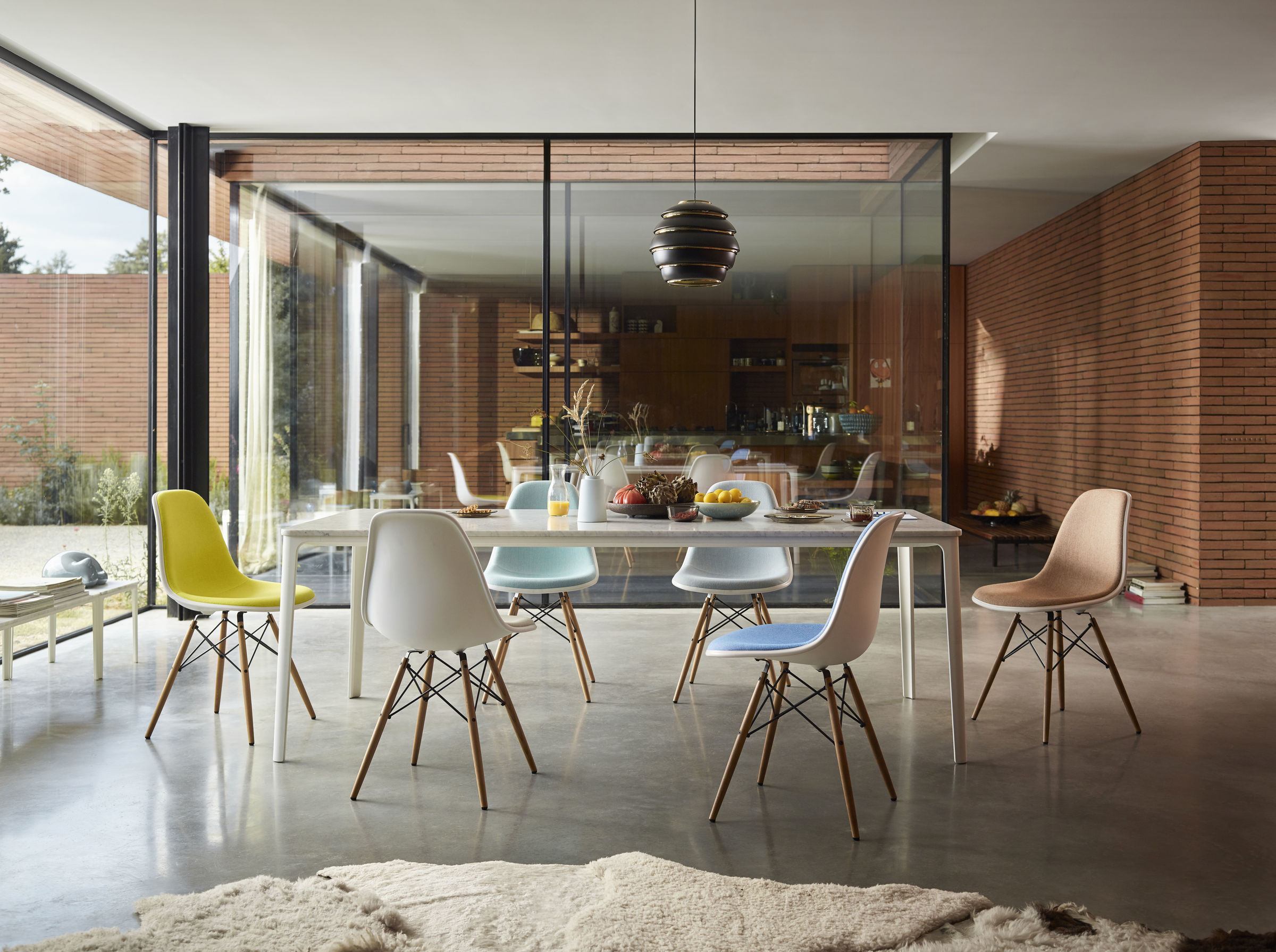 Eames Chair, 1950, Charles and Ray Eames