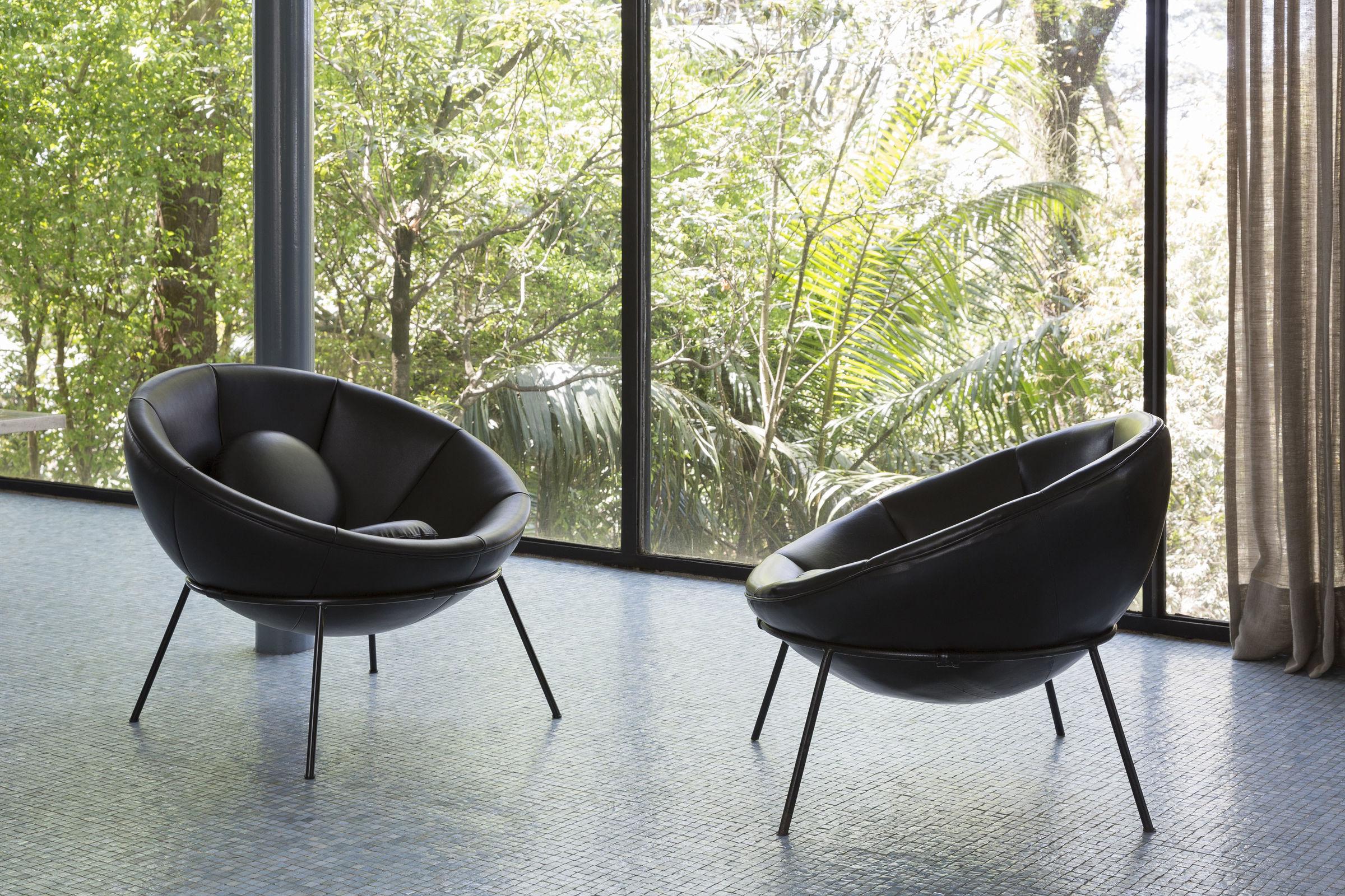 The Bowl Chair, Lina Bo Bardi, 1952