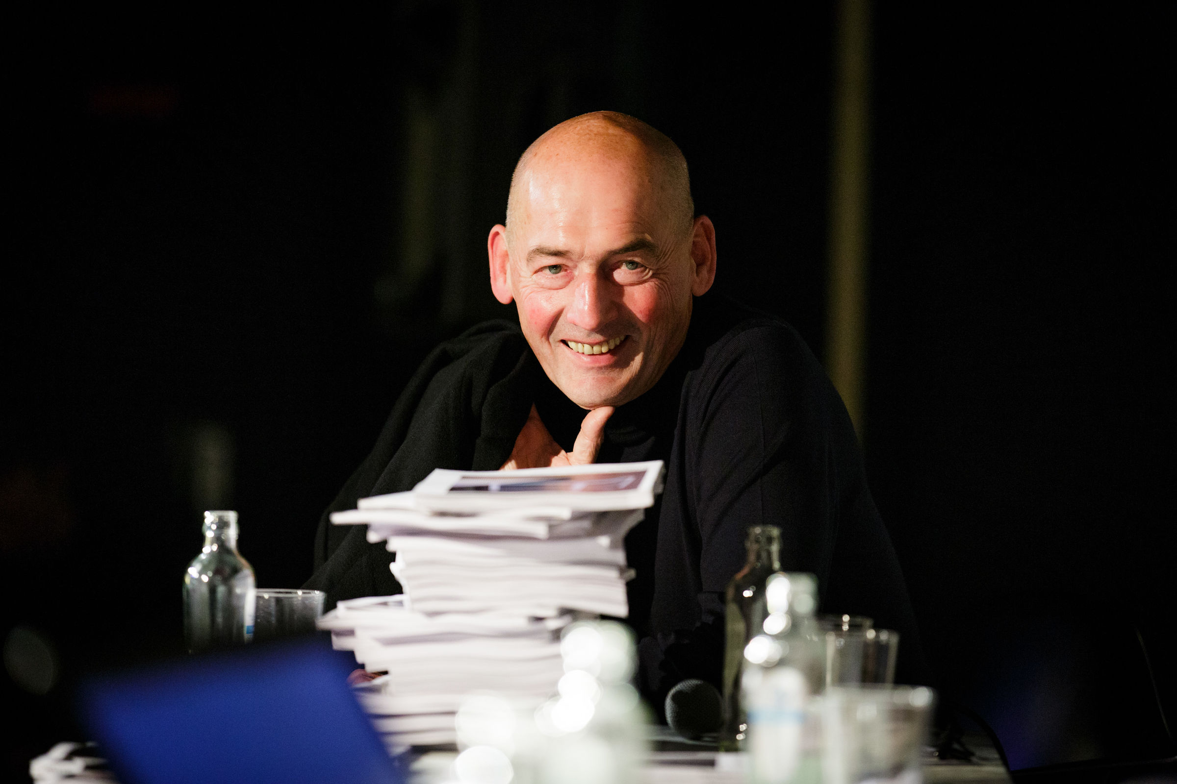 Rem Koolhaas and AMO will exhibit Countryside, The Future
