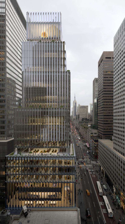 Rolex USA headquarters