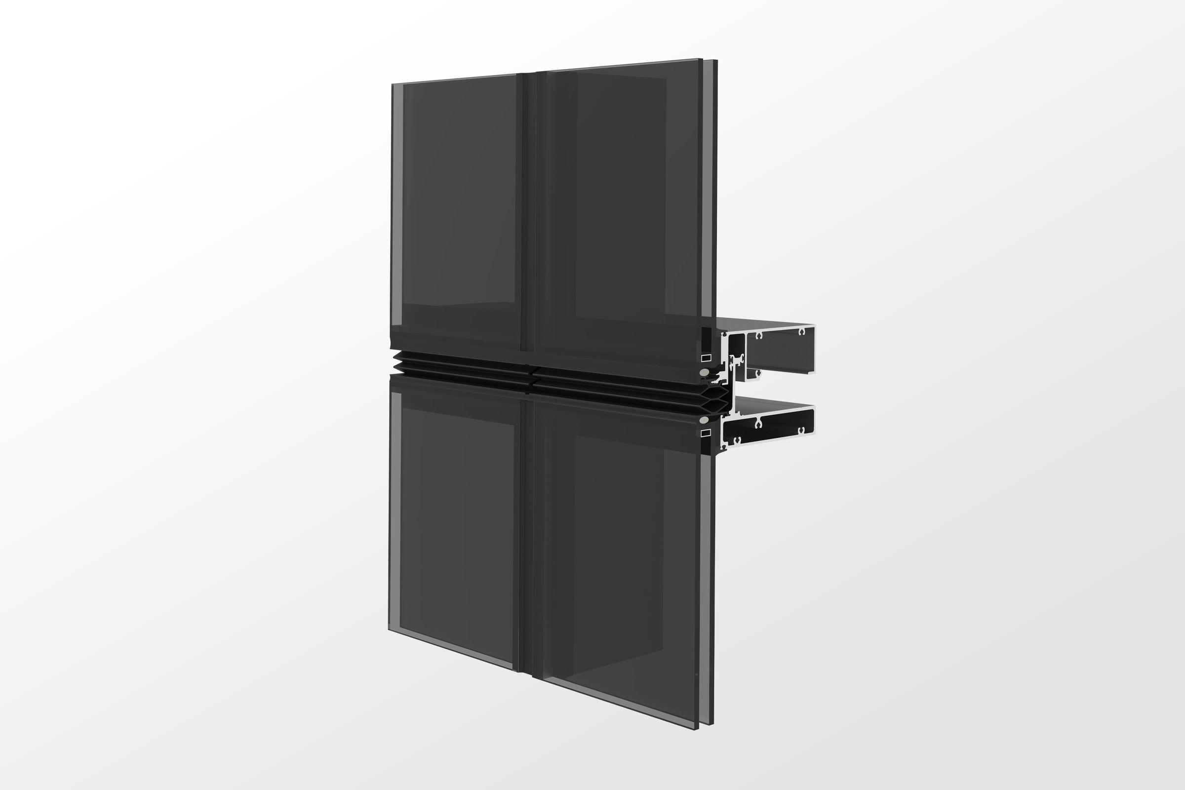 YUW 750 XT Unitized Wall System