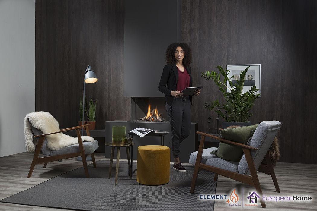 Summum 70 Gas Fireplace