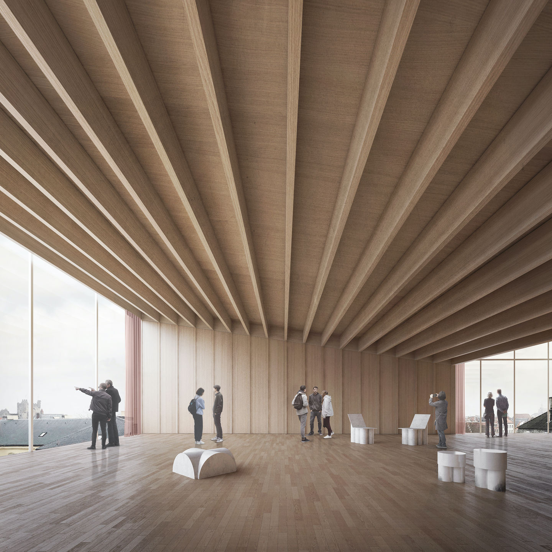 Design Museum Gent extension