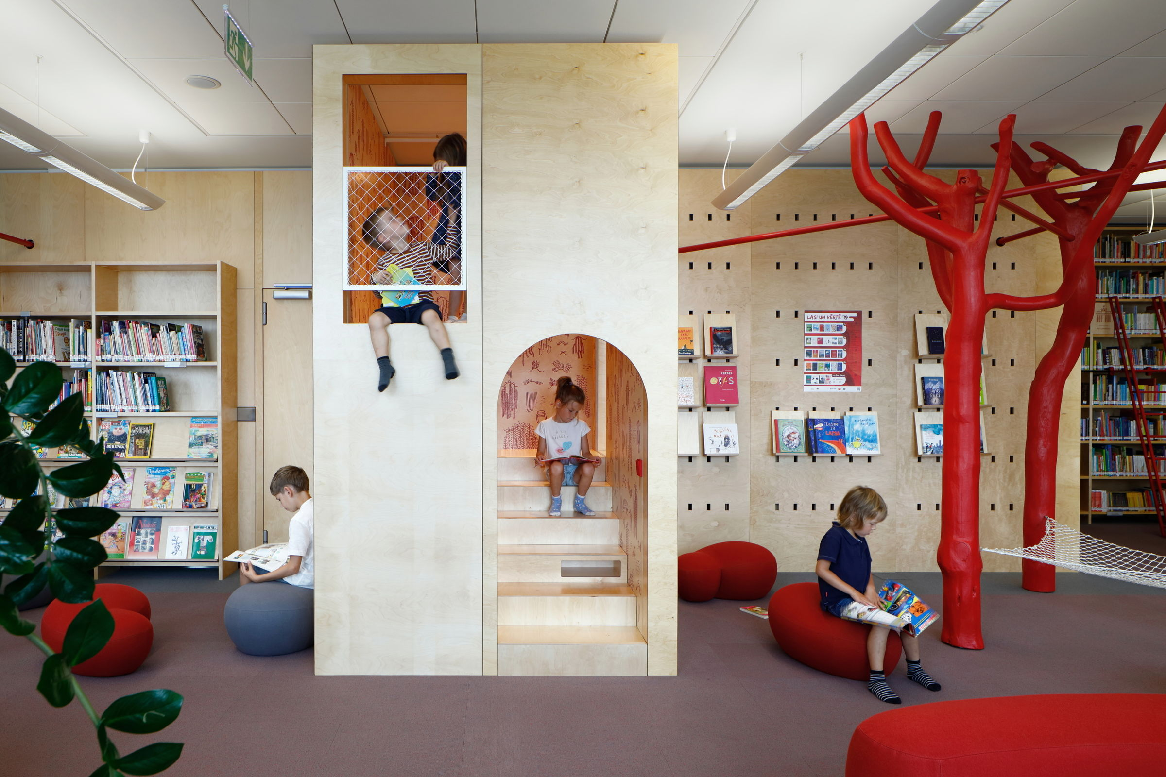 Nll Children S Library Gaiss Archello