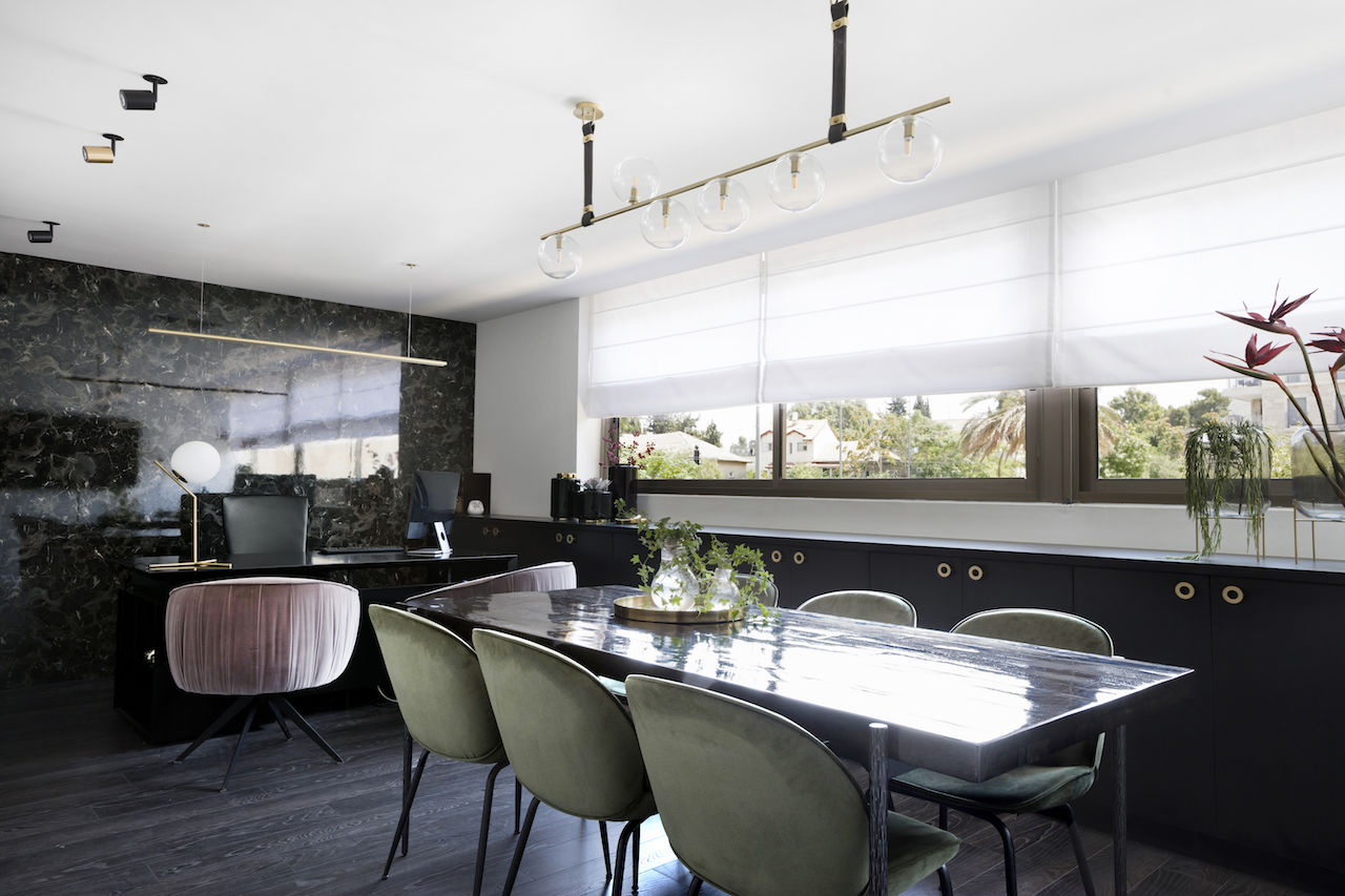 Jeruslem Law Offices Nurit Geffen Interior Archello