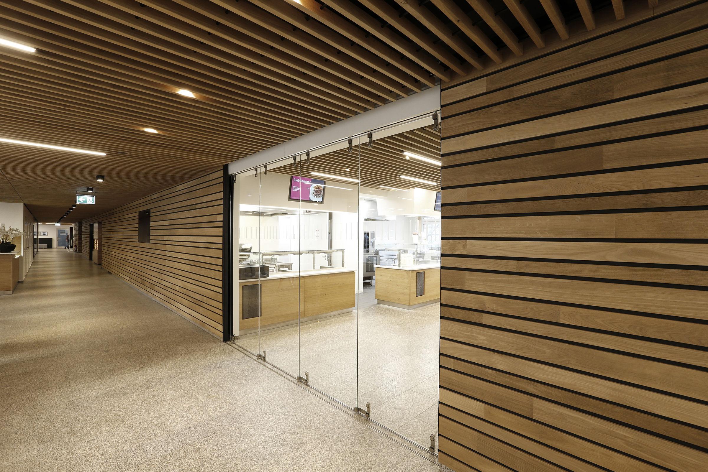 Linear - Wood Walls Interior