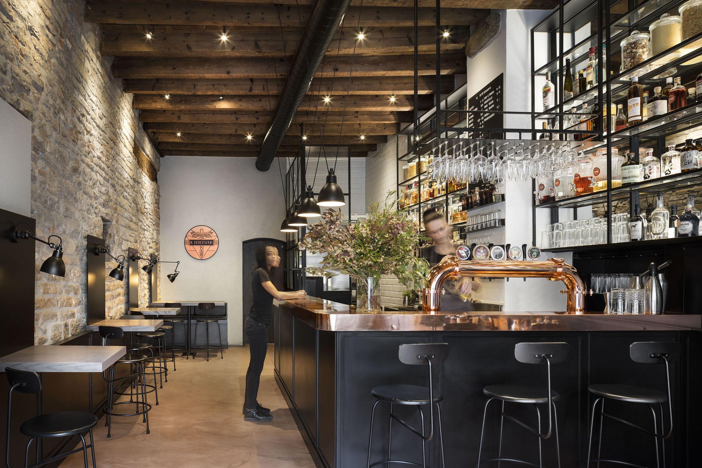 Architetti A Bergamo il dispensario | studio parisotto+formenton | archello