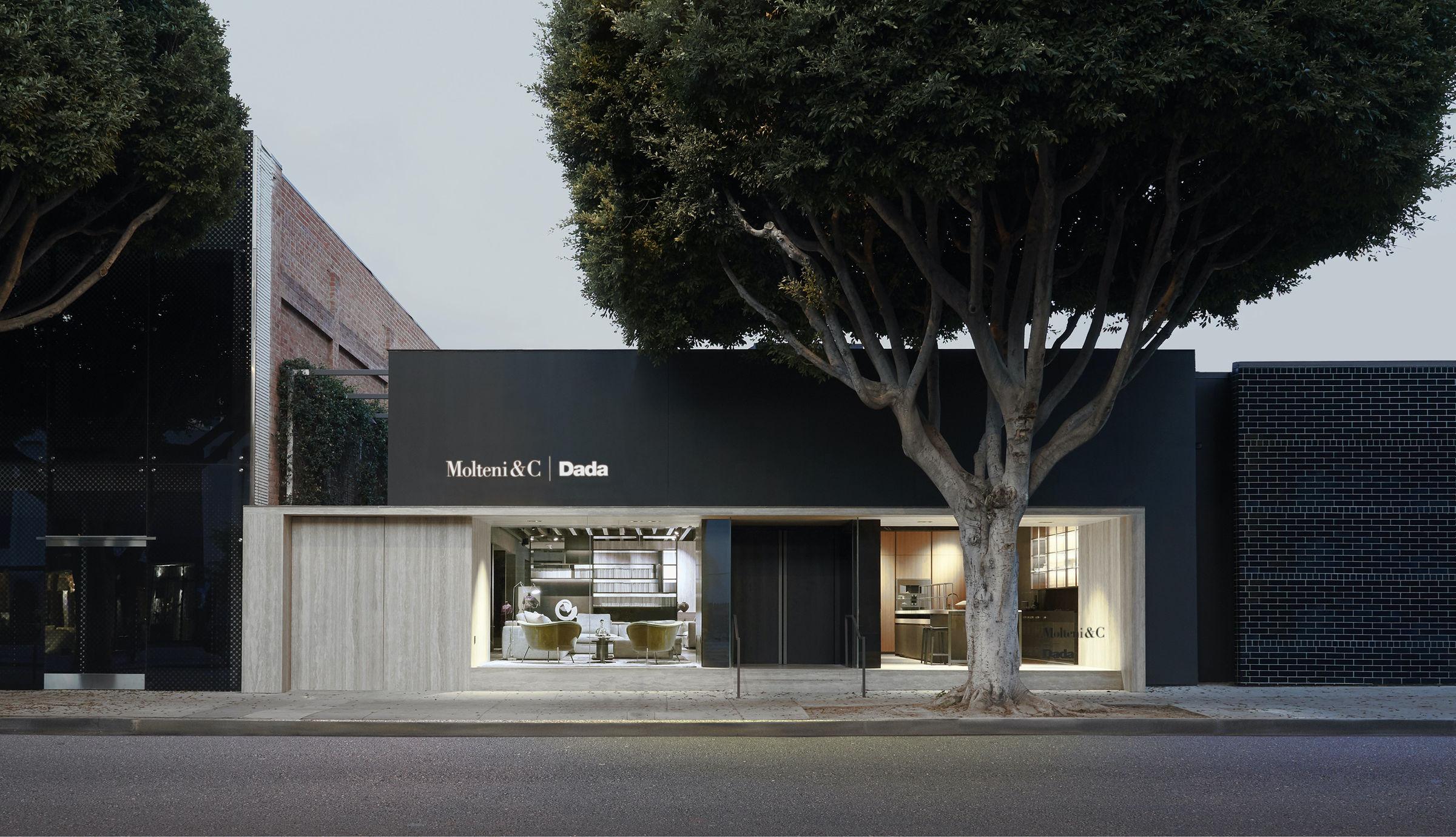 Molteni C Dada Los Angeles Flagship Store Vincent Van Duysen