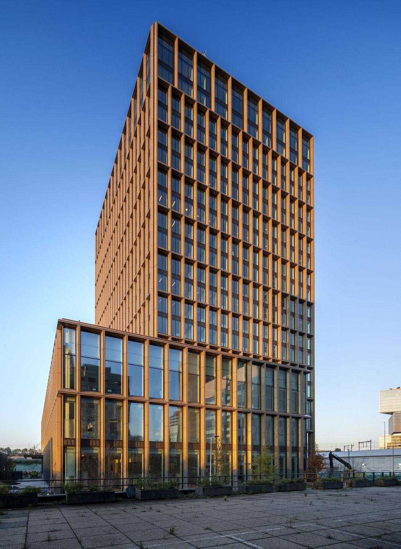 EMA Office MVSA Architects OKRA Ceramiche Refin S P A