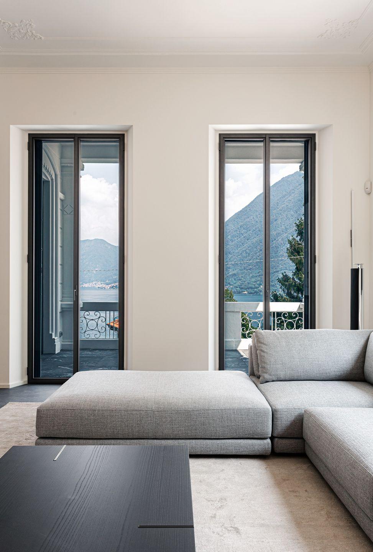 Architettura And Design villa ad on the lake | nomade architettura e interior design