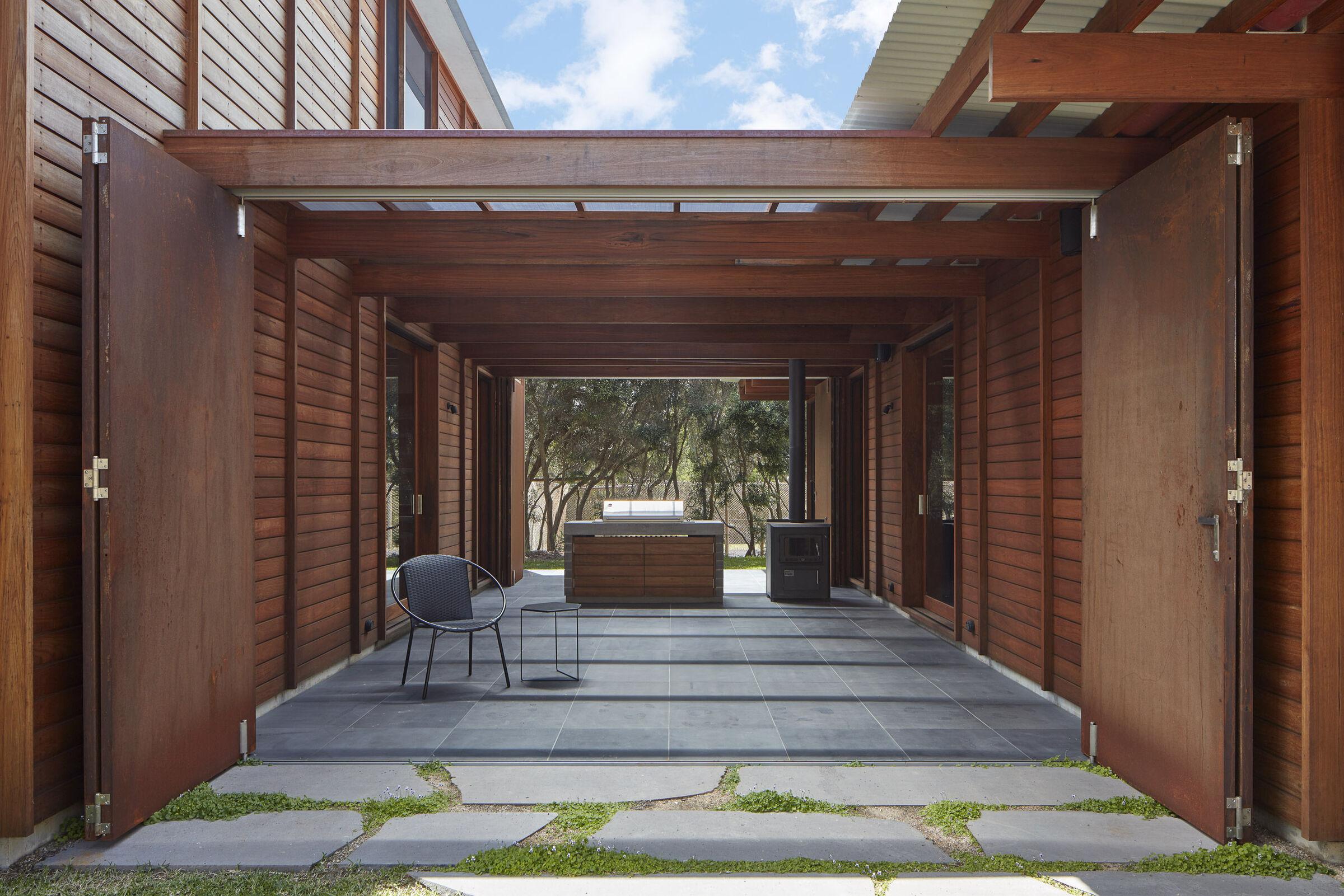 Courtyard Open