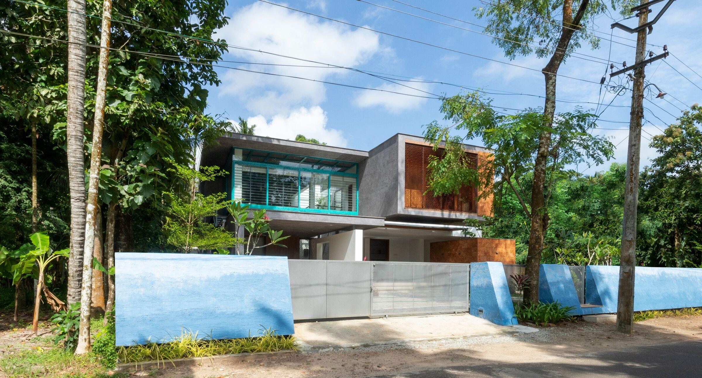 Manjadi House Of The Bead Tree No Architects Designers And Social Artists Medios De Comunicacion Fotos Y Videos 1 Archello