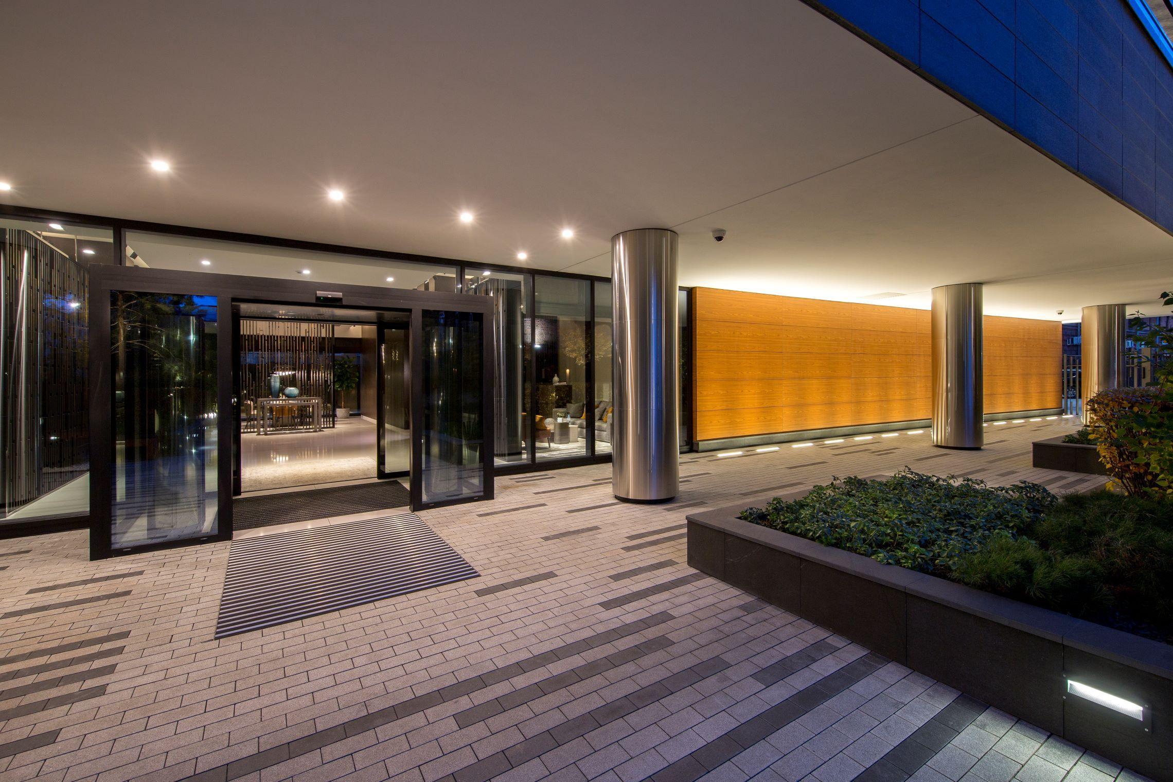 Entrance to Kandinsky House