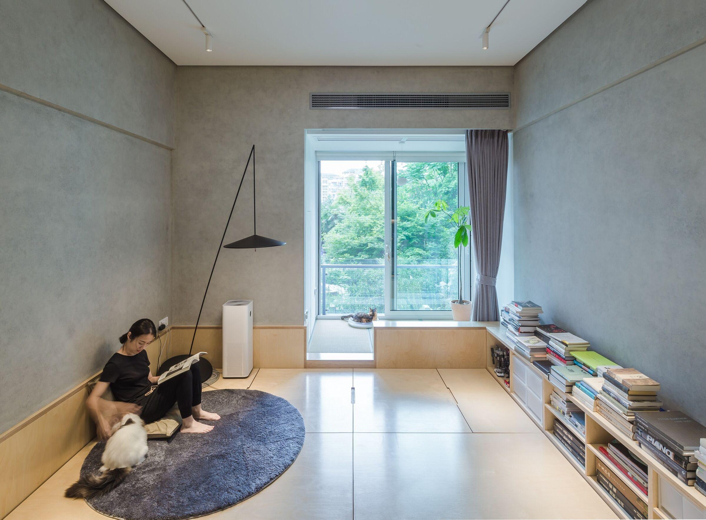 Renovation Design Of A 40 Sq Meters Living Space Continuation Studio Medios De Comunicacion Fotos Y Videos 2 Archello