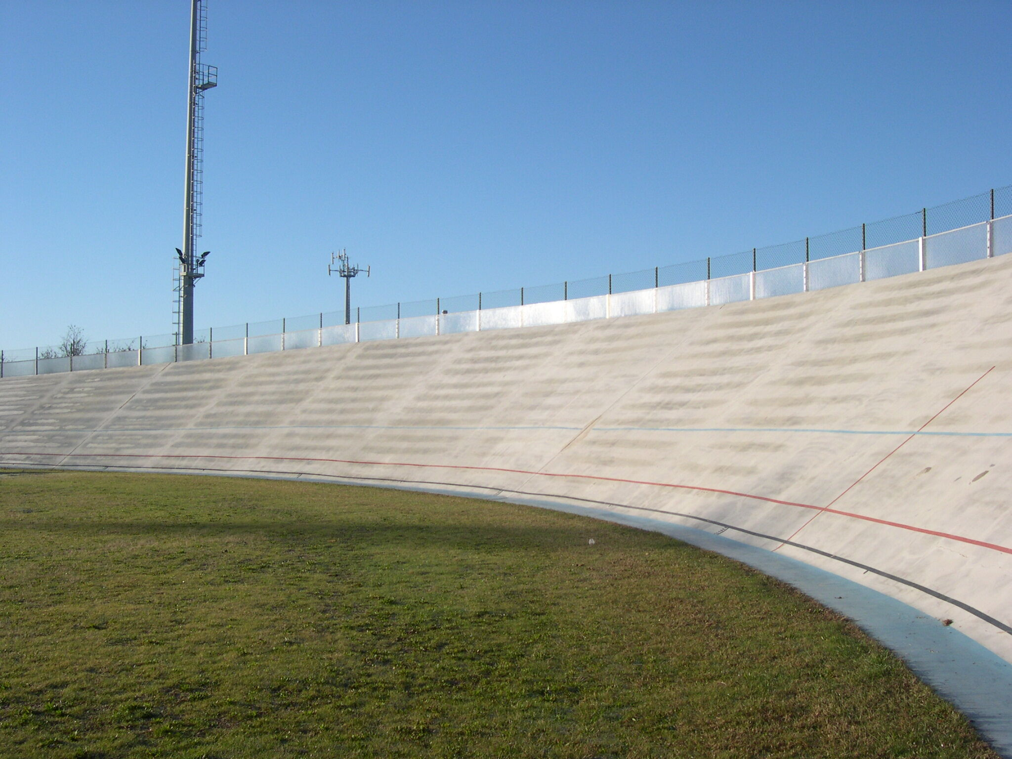 Existing track