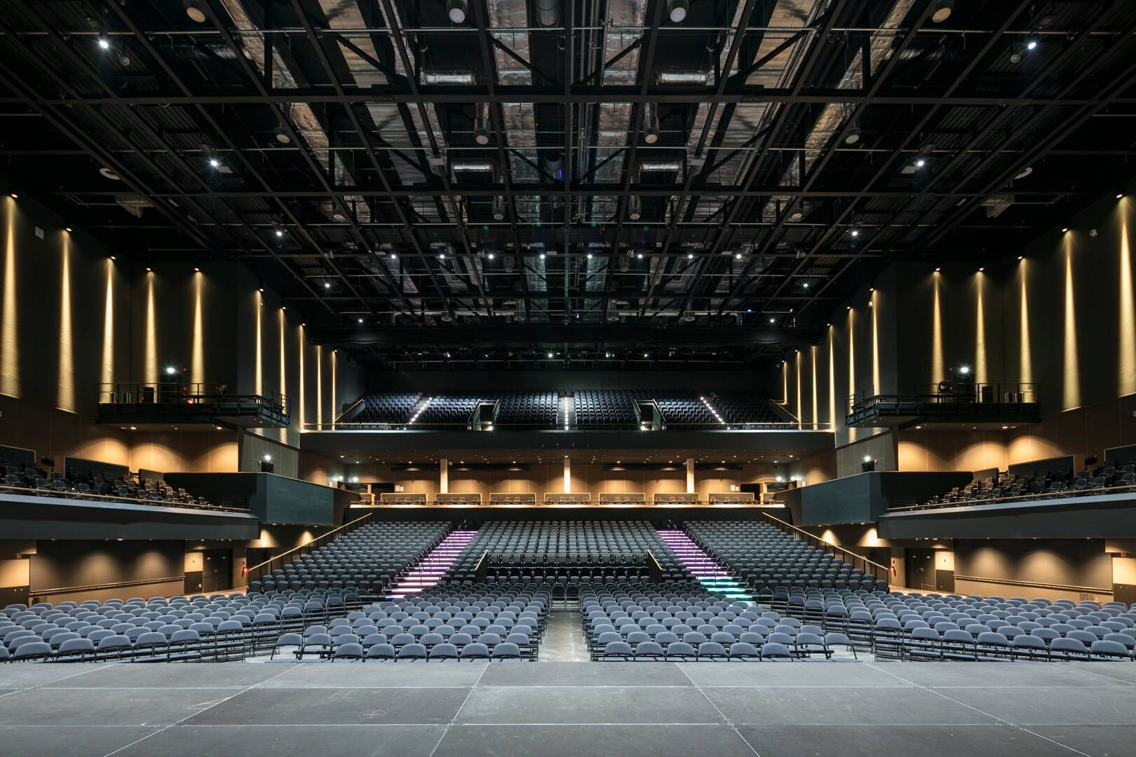 Verti Music Hall | STUDIOFORMA ARCHITECTS | Archello