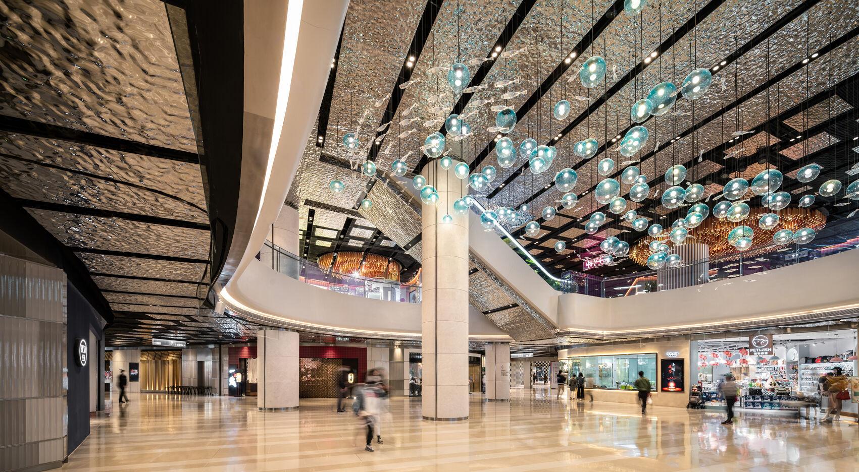 the big atrium on the B2 floor, a scene with more feminine dramatic features.jpg