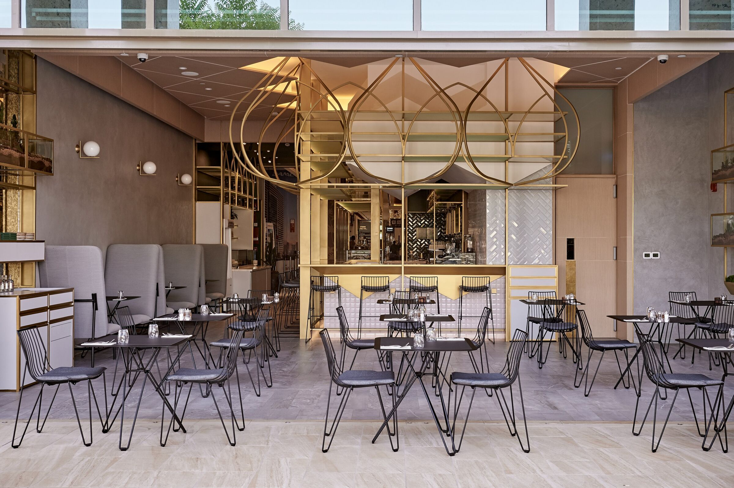 Menagerie Eatery  Binchy and Binchy Architecture  Archello