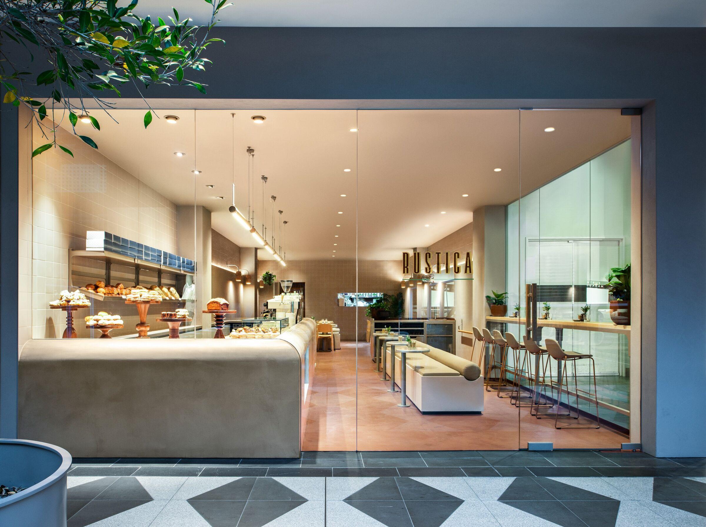 Rustica - Melbourne Central | Bergman & Co | Archello