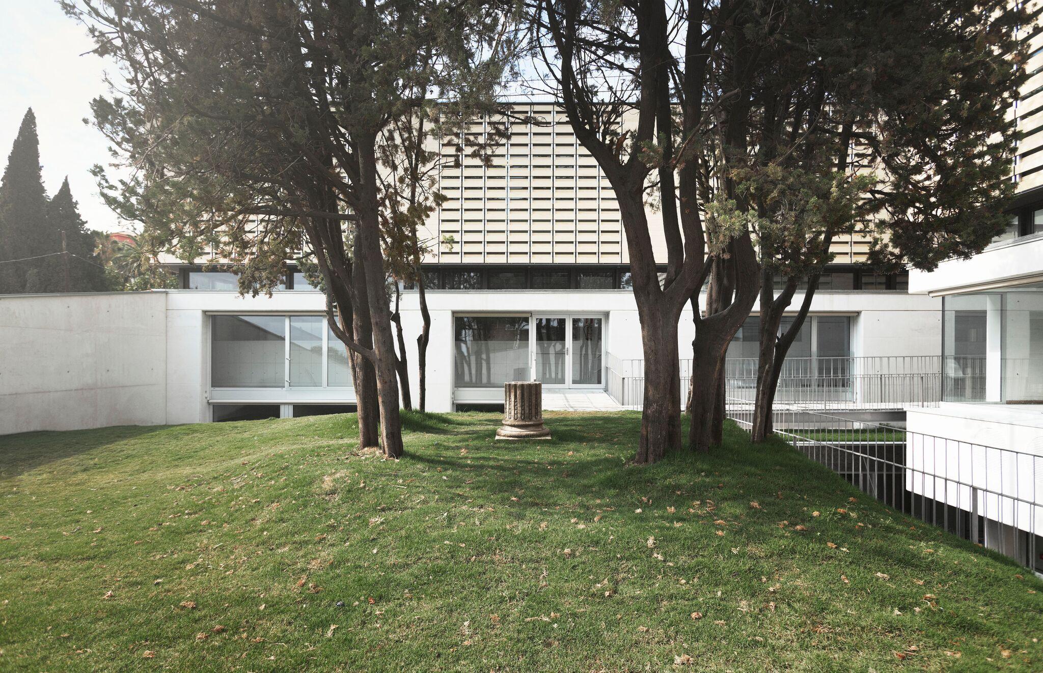 Oak House School 06 - Accoya