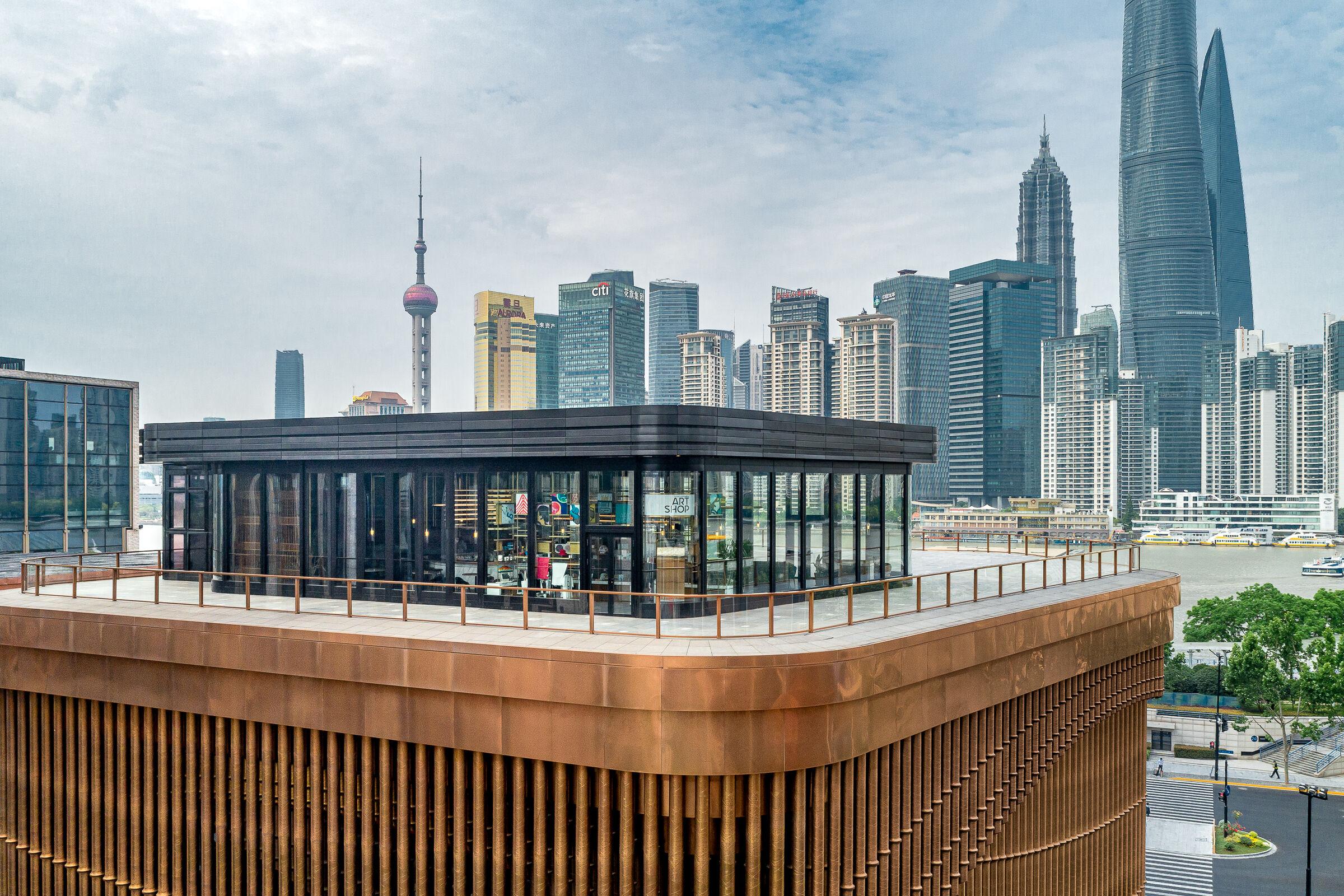 14-Cloud Bistro crowns Shanghai's Fosun Foundation-Cloud Bistro为上海复兴艺术中心加冕.jpg