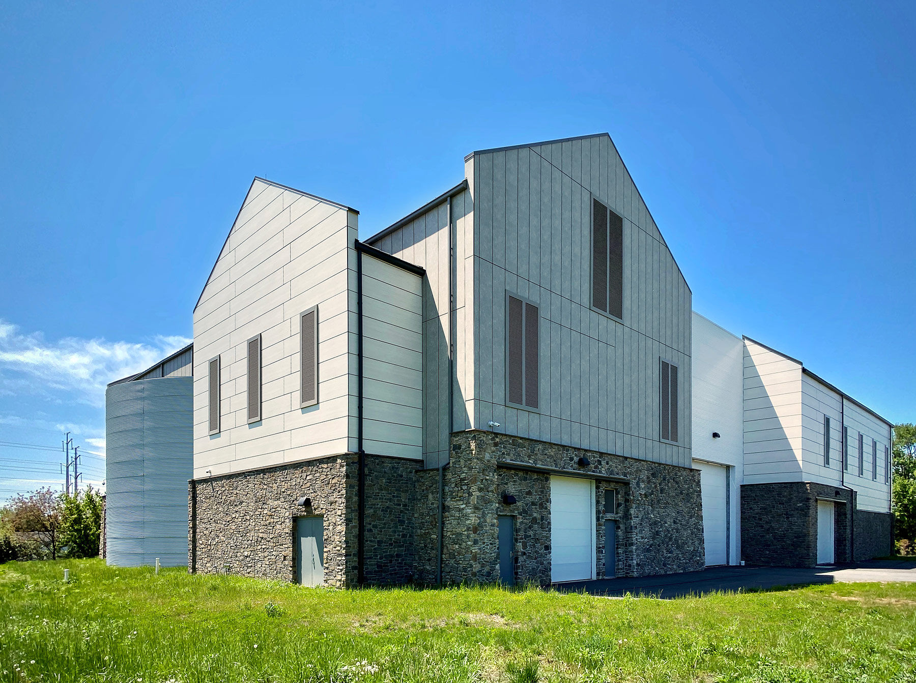 Pepco Darnestown Substation by CORE architecture + design