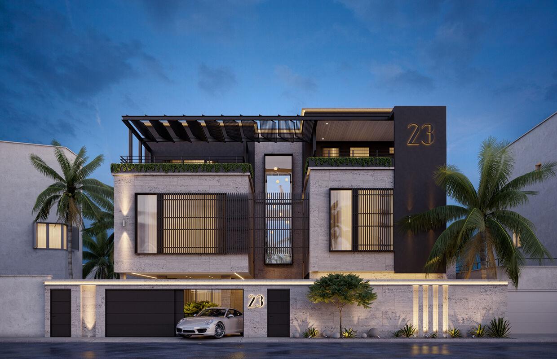 Modern Classic Home Design   Comelite Architecture Structure and ...