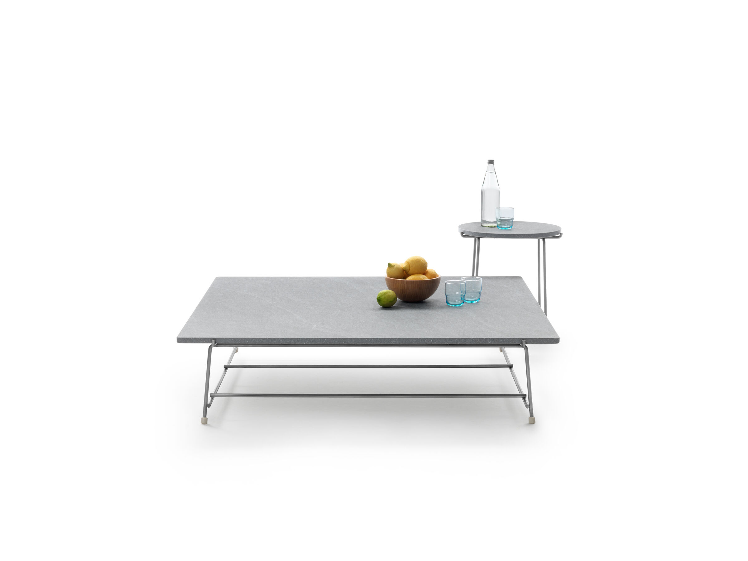 Picture of: Any Day Outdoor Console Table Coffee Table Por Flexform Archello