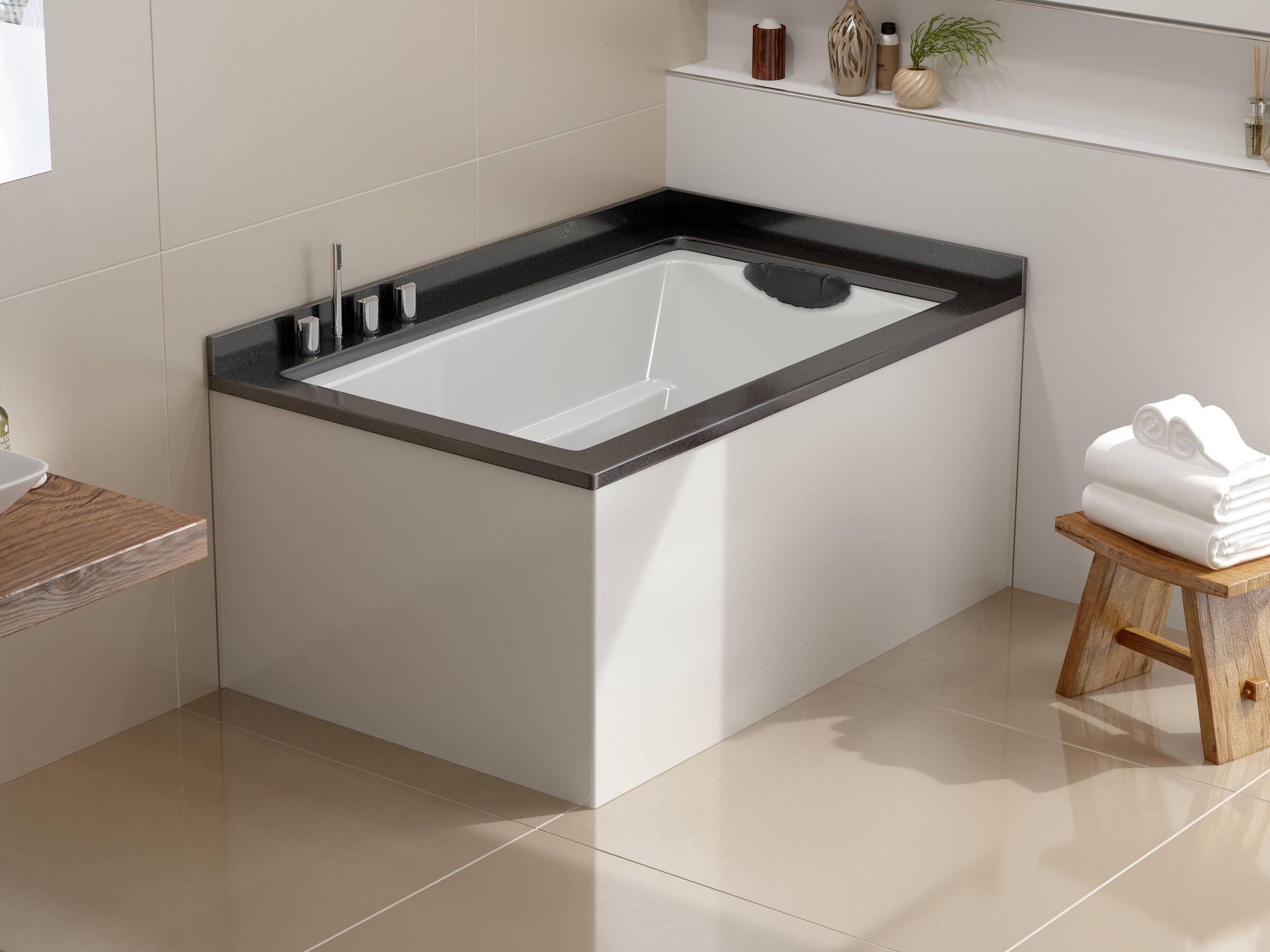 Yasahiro Japanese Style Deep Soaking Tub By Design Form Ltd Archello
